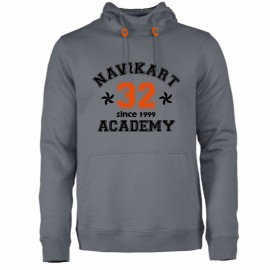 Sweat à capuche NAVIKART Academy Homme