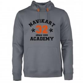 Sweat à capuche NAVIKART Academy